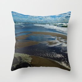 Most southern point of mainland Canada, Point Pelee National Park Throw Pillow