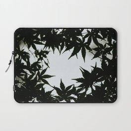 Tokyo's Leaves Laptop Sleeve