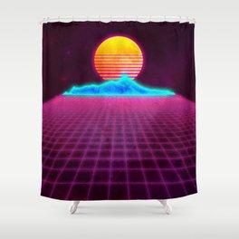 Bring It Back Shower Curtain