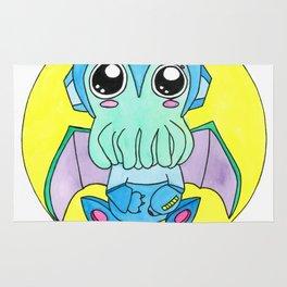 Megaman Cute-thulu Rug