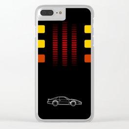 Kitt Clear iPhone Case