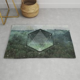 The Sacred Wood Rug
