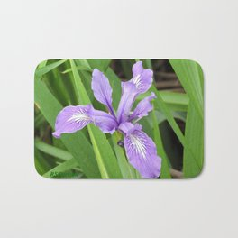 Pale Iris Bath Mat