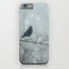 Wintry Crows Slim Case iPhone 6s