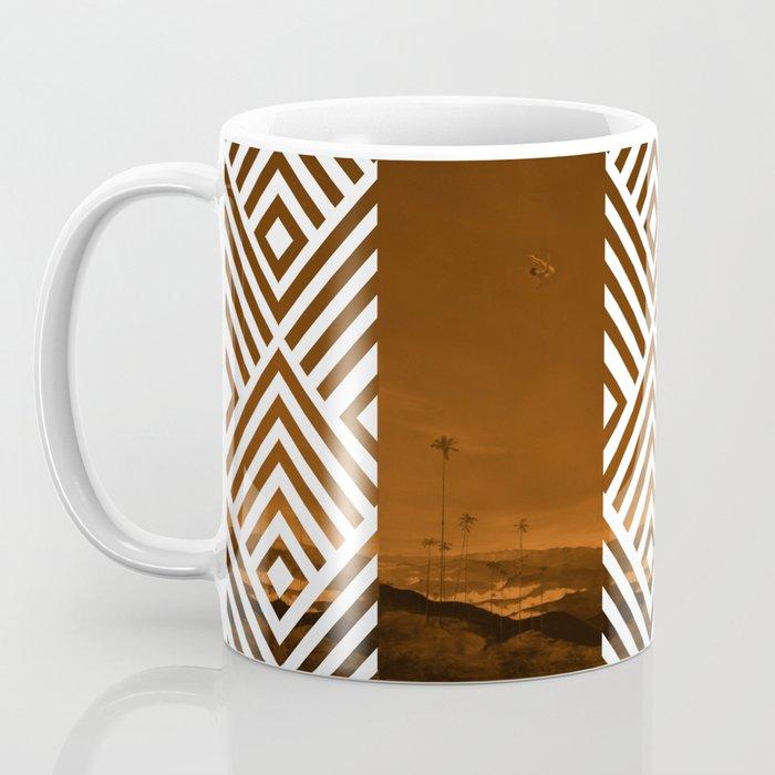 Diving Angel vintage Coffee Mug