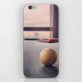 Cue Life iPhone Skin