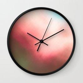in dreams III Wall Clock
