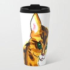 bengal kitten Travel Mug