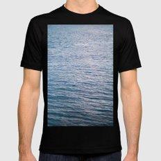 Heart Of The Ocean 2 MEDIUM Black Mens Fitted Tee