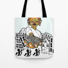Lost Childhoods Tote Bag