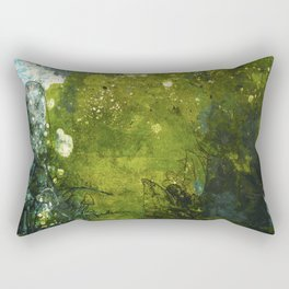 Forgotten path Rectangular Pillow