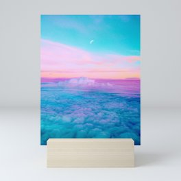 The Cloud Garden Mini Art Print