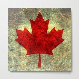 Oh Canada! Metal Print