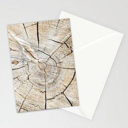 Wood Cut Stationery Cards