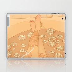 Flower Bath 10 (censored version) Laptop & iPad Skin
