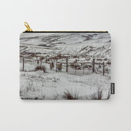 Winter in the Dales Carry-All Pouch