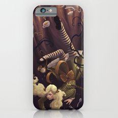 Alice Down the Rabbit Hole Slim Case iPhone 6s