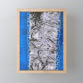 How i feel Fonk album artwork Framed Mini Art Print
