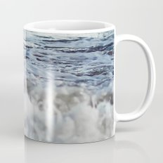 Blue 'tilt' wake Coffee Mug