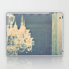 it's not meant to be. chandelier photograph Laptop & iPad Skin
