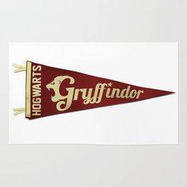 Gryffindor 1948 Vintage Pennant Rug