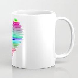 Glass heart Coffee Mug