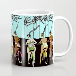 Live in your Swimsuit Coffee Mug