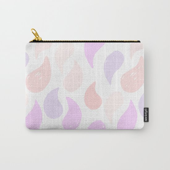 Ice-cream drops  Carry-All Pouch