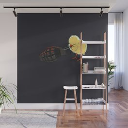 It's all fun and games Wall Mural