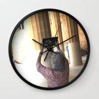 technology Wall Clocks featuring damn technology! by Gian...