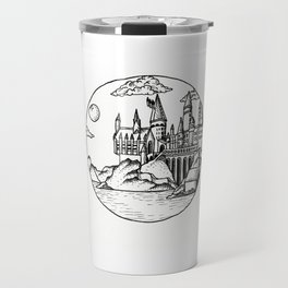 Hogwarts Castle Travel Mug