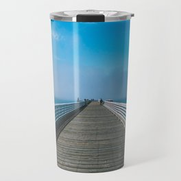 Boardwalking Travel Mug