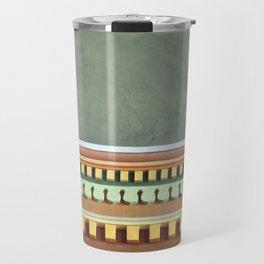 Wall Detail  Travel Mug