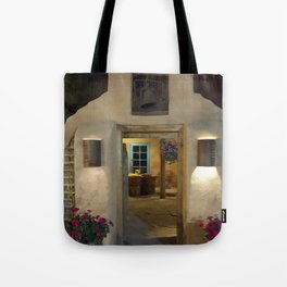 Enchanted Evening in New Mexico Tote Bag