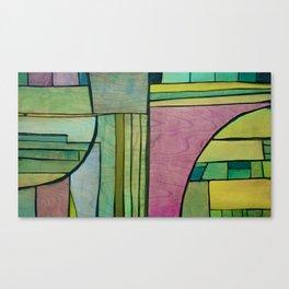 Portland 2 Canvas Print