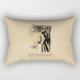 Anne of Green Gables - Kindred Spirits Rectangular Pillow