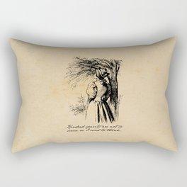 Anne of Green Gables - Kindred Spirits Rectangular Pillow