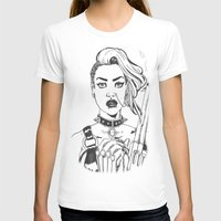 tank girl T-shirts featuring Tank Girl by Thodoris Mpoutos / Boutos