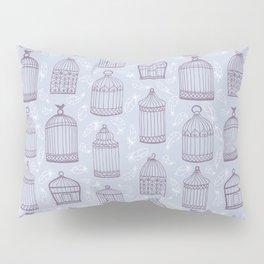 Birdcages Pillow Sham