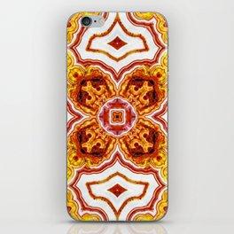 India Print Three iPhone Skin