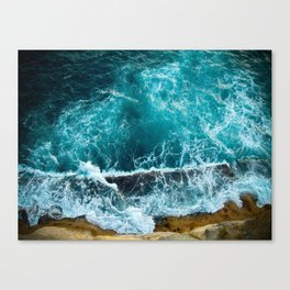 Amalfi coast, Italy 6 Canvas Print