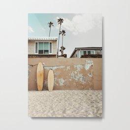 California Dream Metal Print