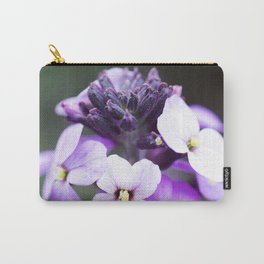 Dame's Rocket Flowering Carry-All Pouch