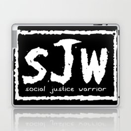 sJw - Social Justice Warrior Laptop & iPad Skin