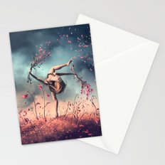VIRGO from the Dancing Zodiac Stationery Cards