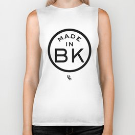 Brooklyn (black) Biker Tank