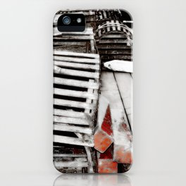 lobster trap photography iPhone Case