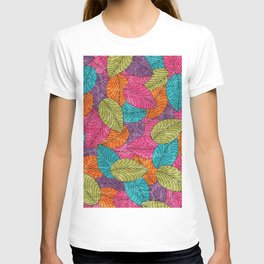 Let the Leaves Fall #13 T-shirt