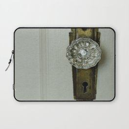 Glass Door Knob Laptop Sleeve