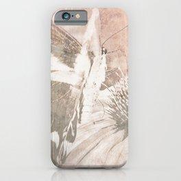 butterfly haze iPhone Case